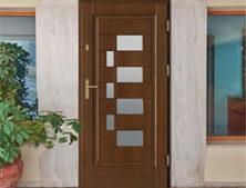 Drzwi zewnętrzne Barański Classic PLUS