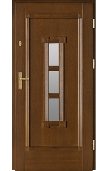 Drzwi zewnętrzne Barański RETRO